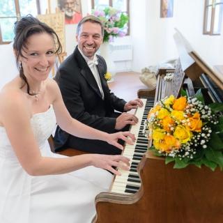 Svatba Andrea a Martin
